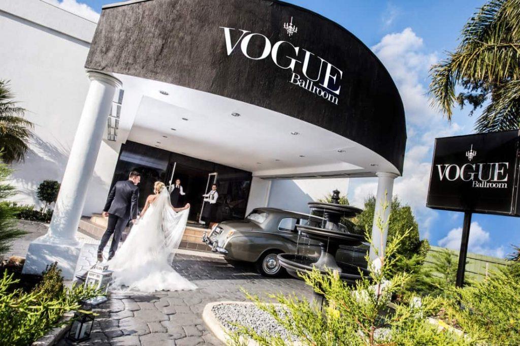 prestige wedding car