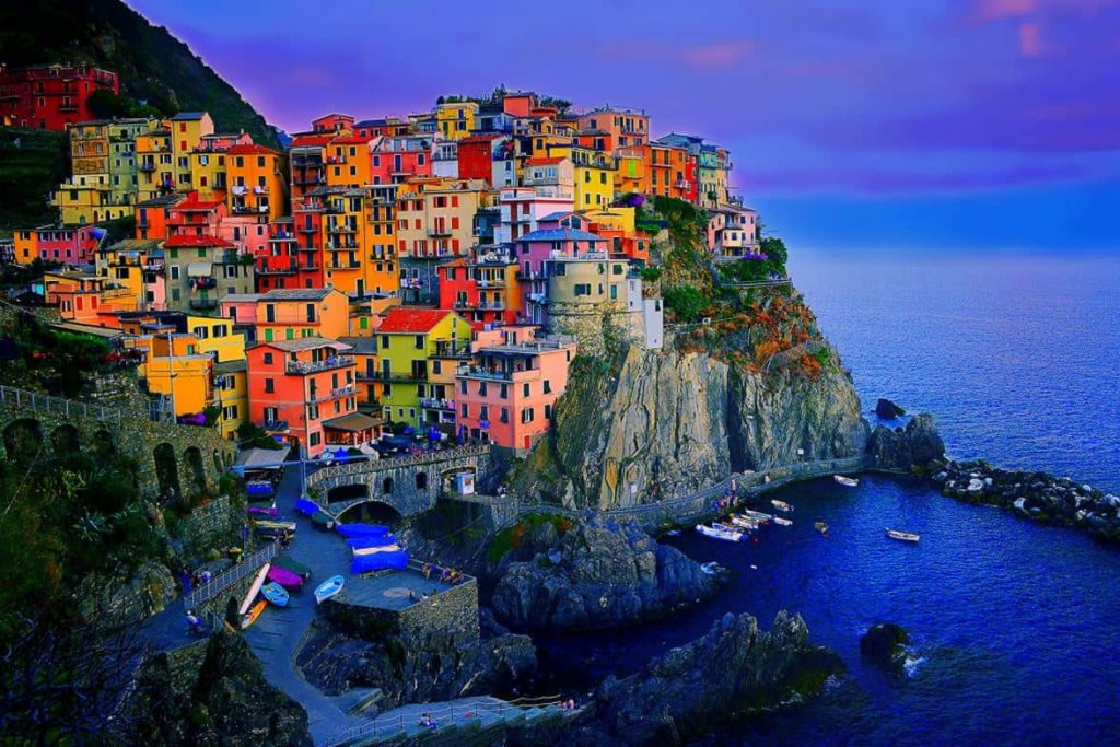 honeymoon idea Cinque Terre