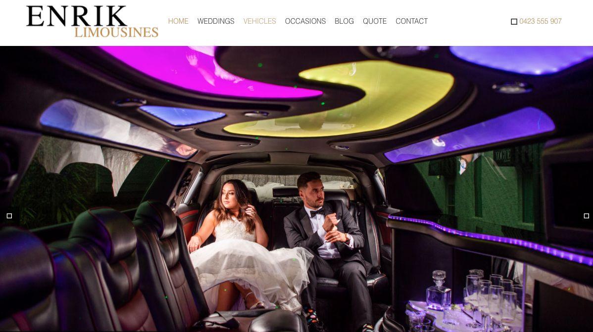 Limousine wedding Professional Service Melbourne