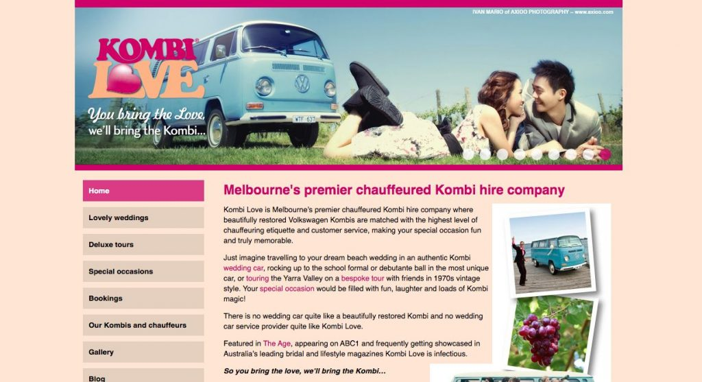 wedding travelling service Melbourne