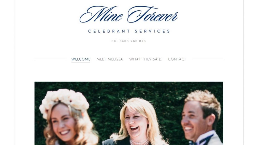Melbourne Wedding specialist