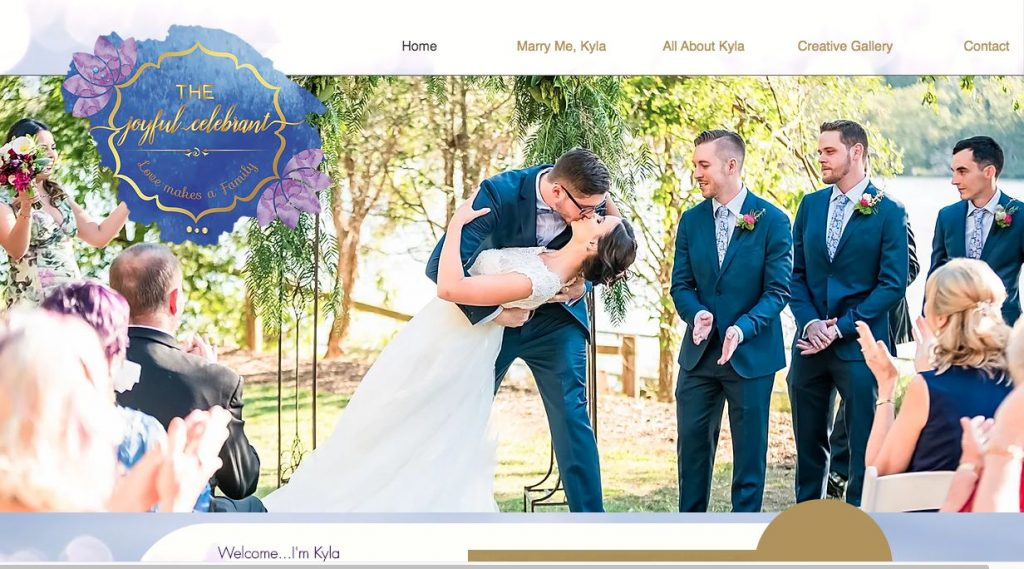 Melbourne wedding celebrant