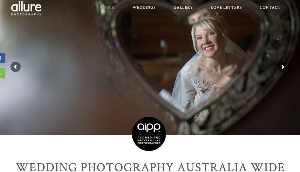 Professional Photographers for weddings Melbourne
