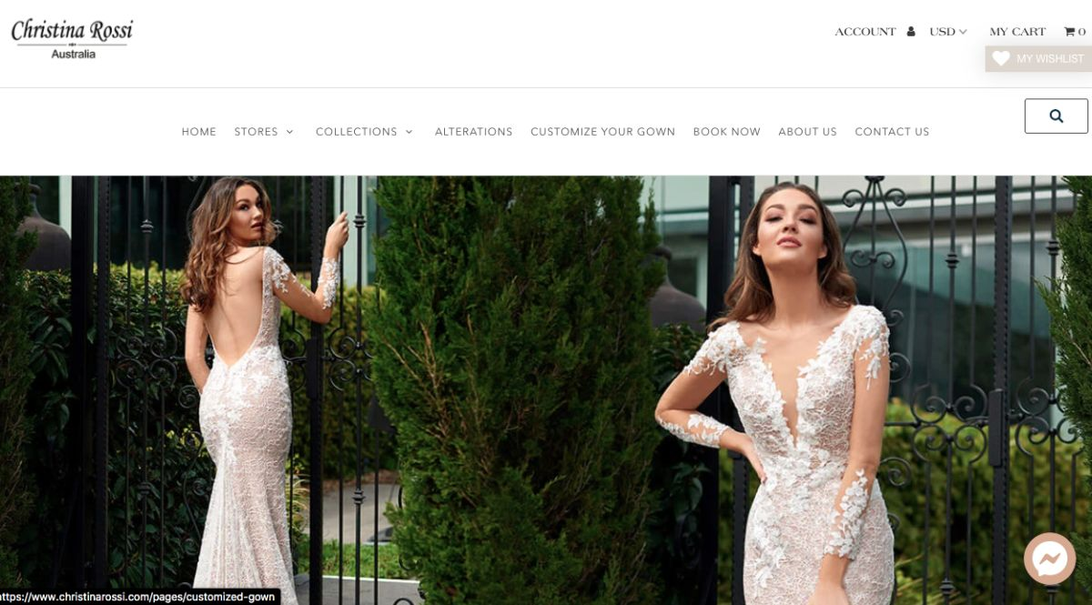 Beautiful Wedding Dresses Melbourne
