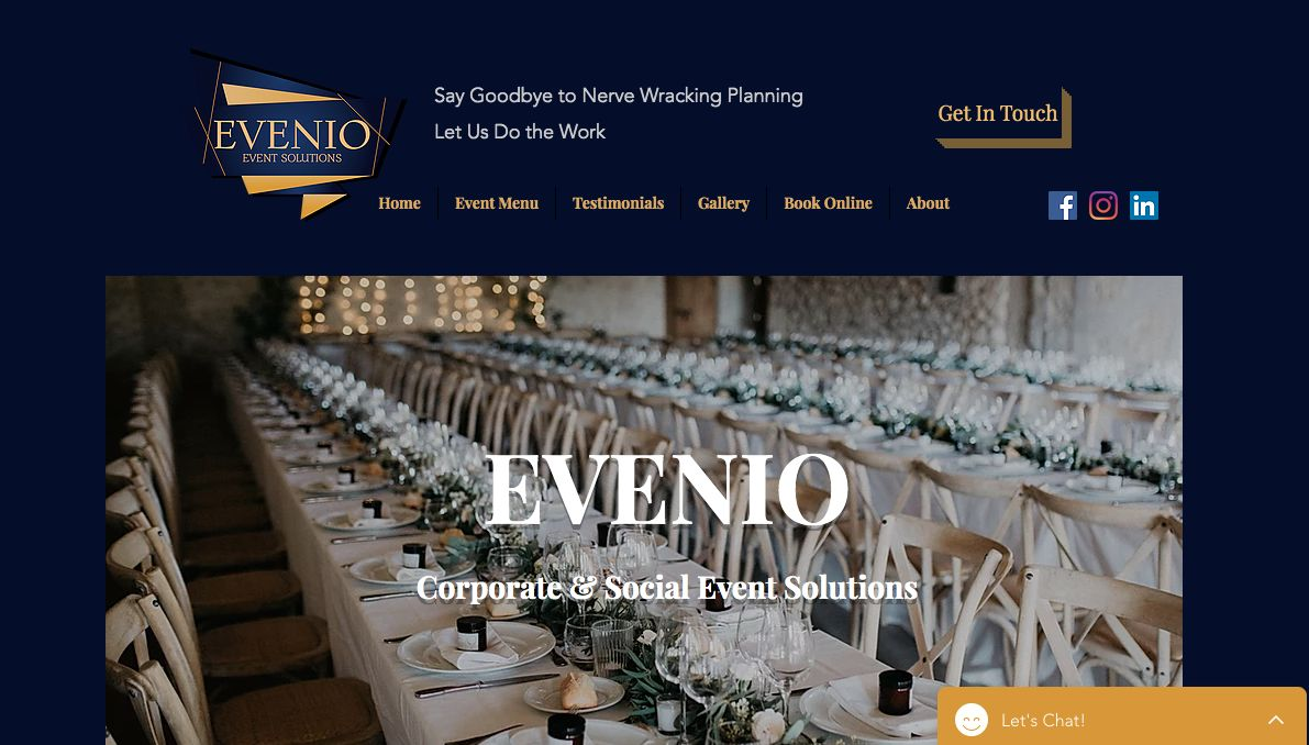 wedding event designs Melbourne