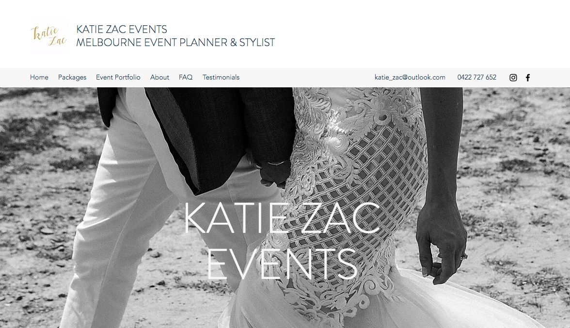 wedding event planner Melbourne