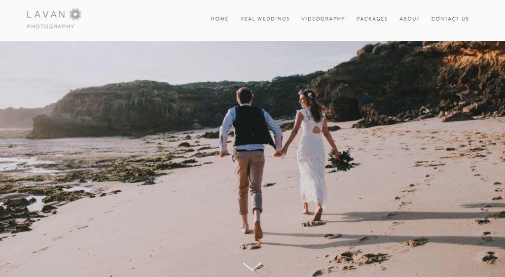 Wedding experiences photographer Melbourne