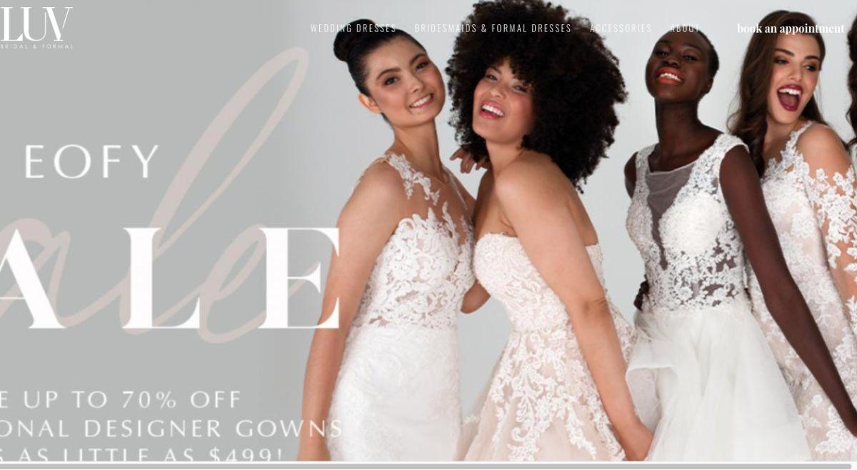 wedding bridesmaids attire