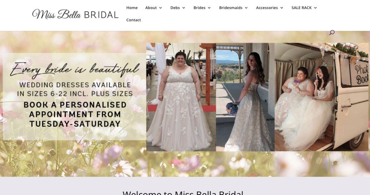bridal dress shop