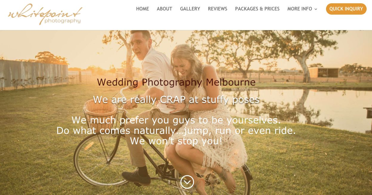 Melbourne Photographers for weddings