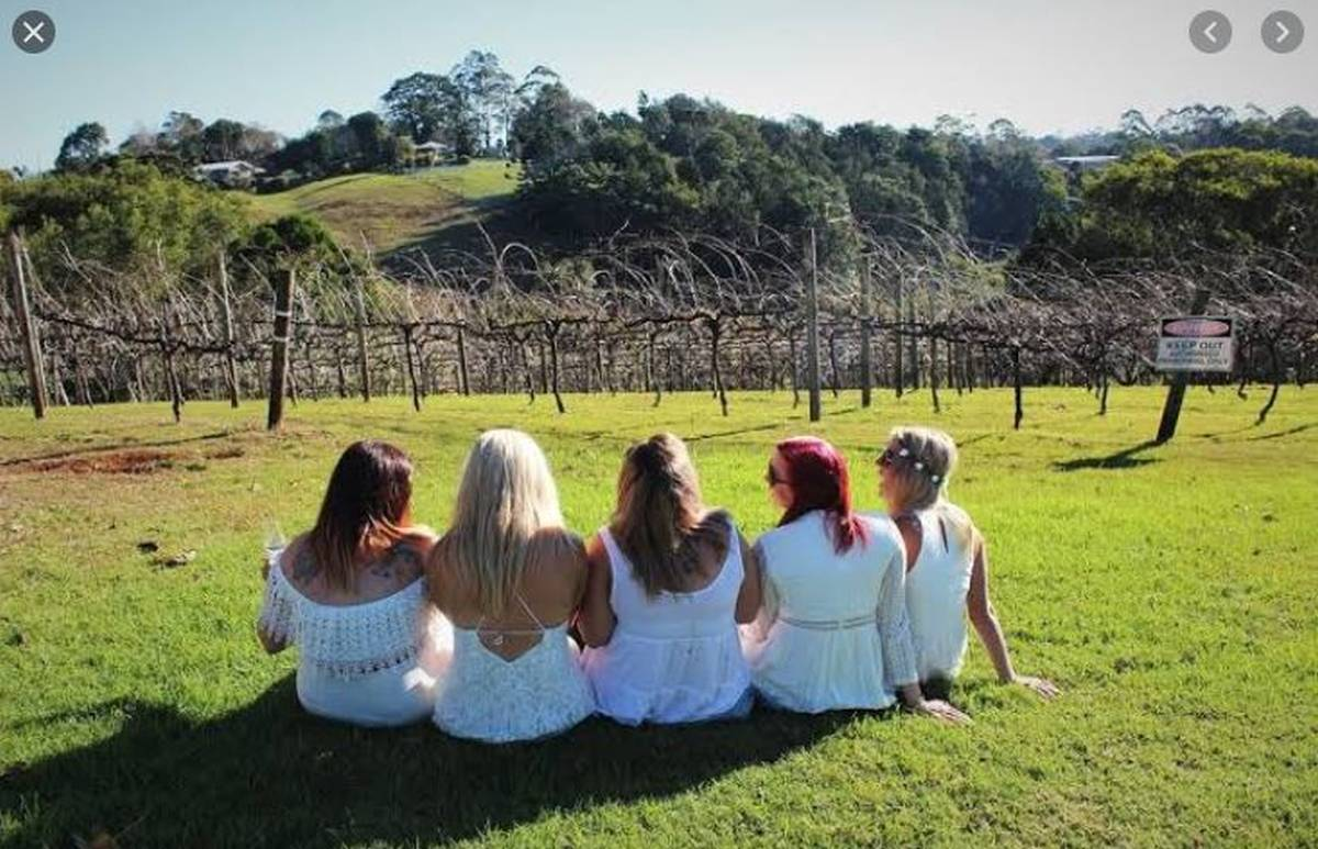 winery hens