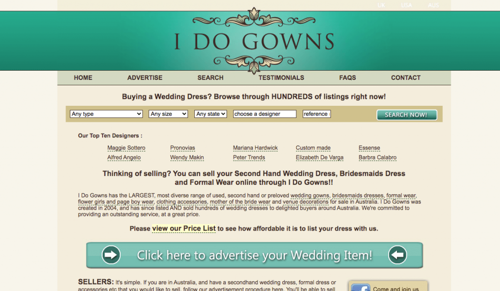 Preloved Wedding Melbourne