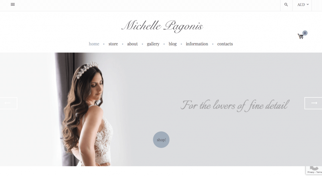 Wedding Accessories Melbourne