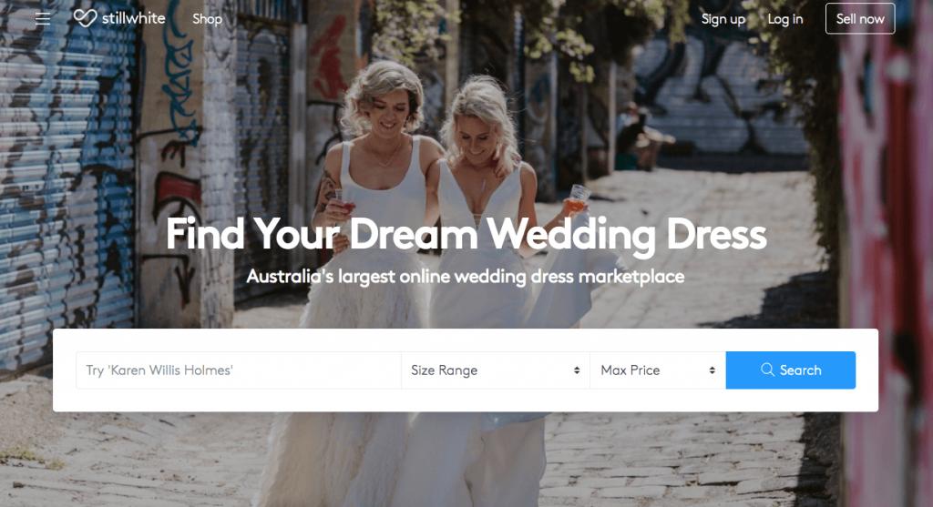 Wedding Preloved Dresses Melbourne