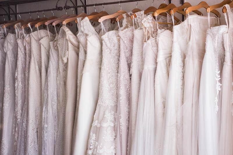 Preloved Wedding Dress Shop Melbourne