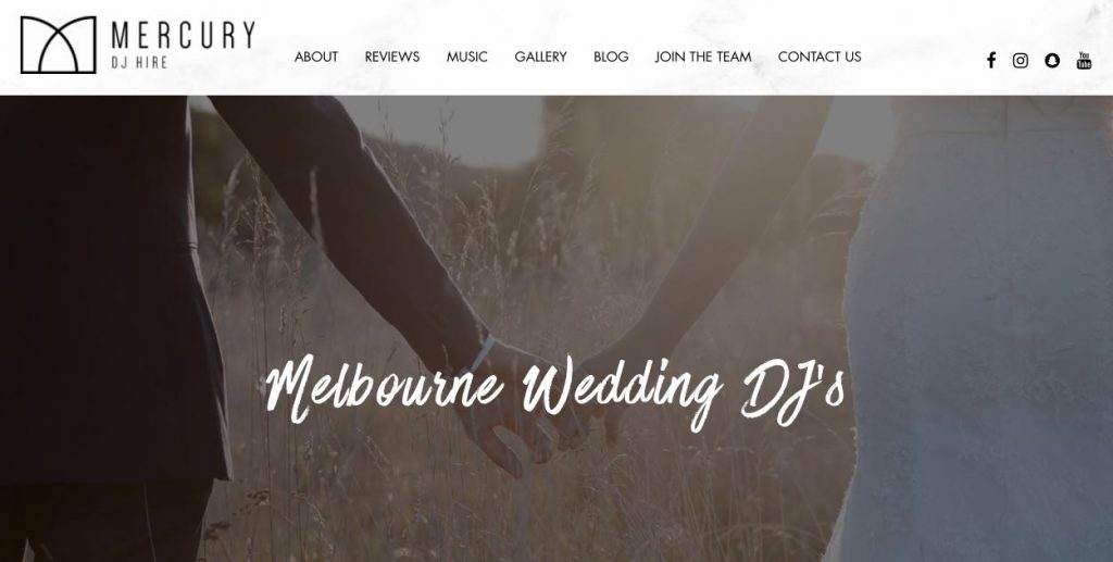 Melbourne Musician Wedding