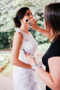wedding hair and makeup salon melbourne