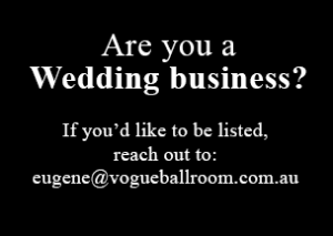 melbourne wedding suppliers