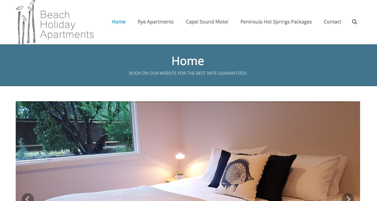 Beach Holiday Apartments- Accommodation and Hotel Burwood, Melbourne