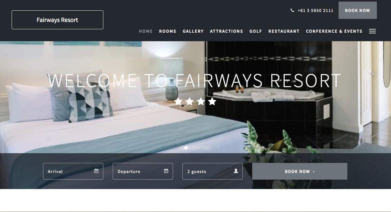Fairways Resort Accommodation and Hotel Burwood, Melbourne
