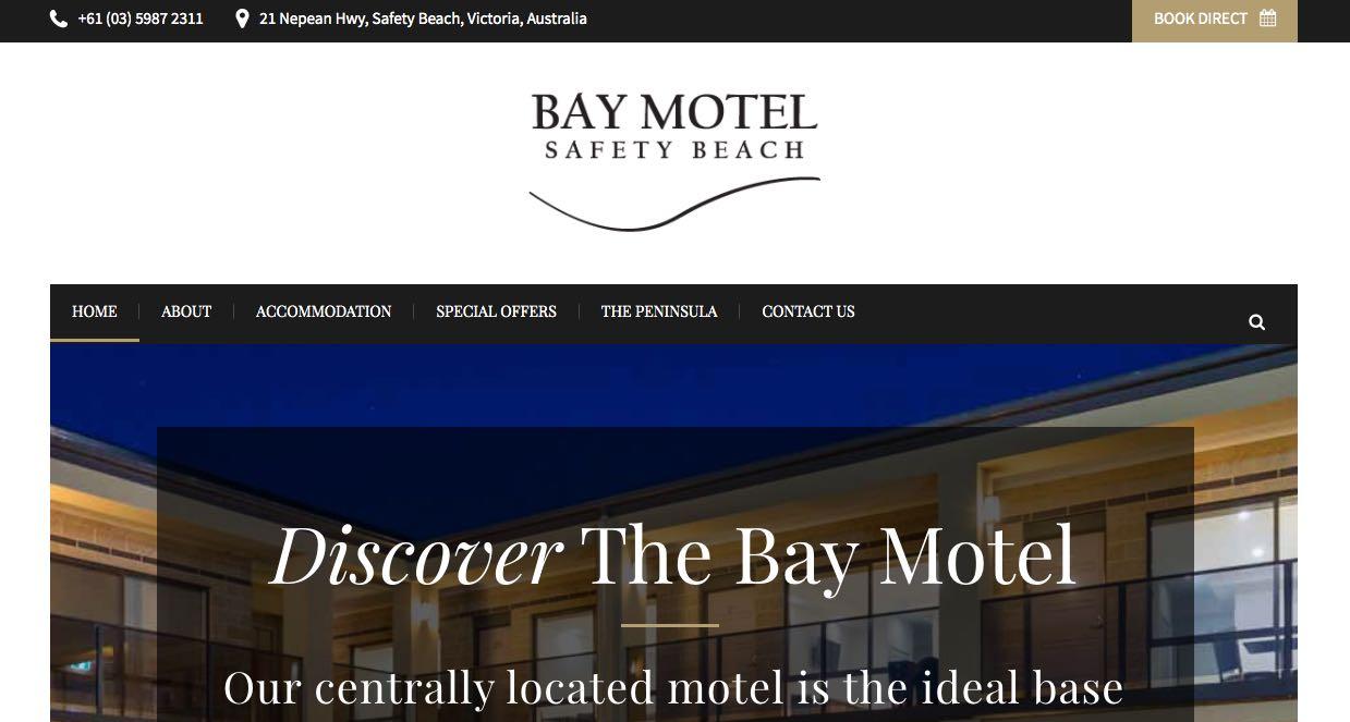 Bay Motel Accommodation and Hotel Burwood Melbourne
