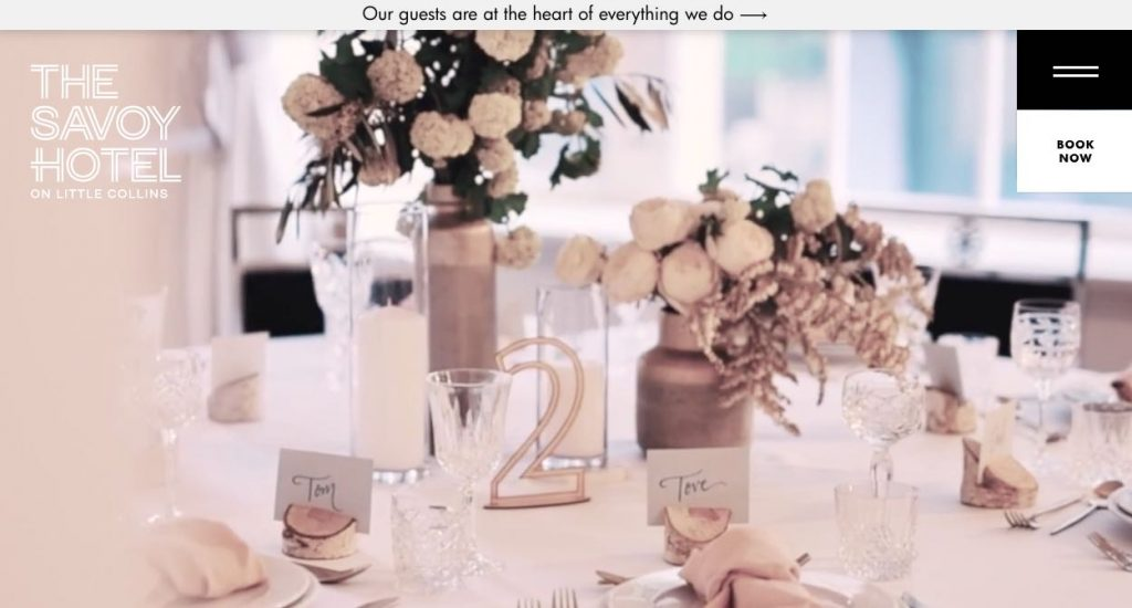 Beach and Waterside Wedding Accommodation Melbourne