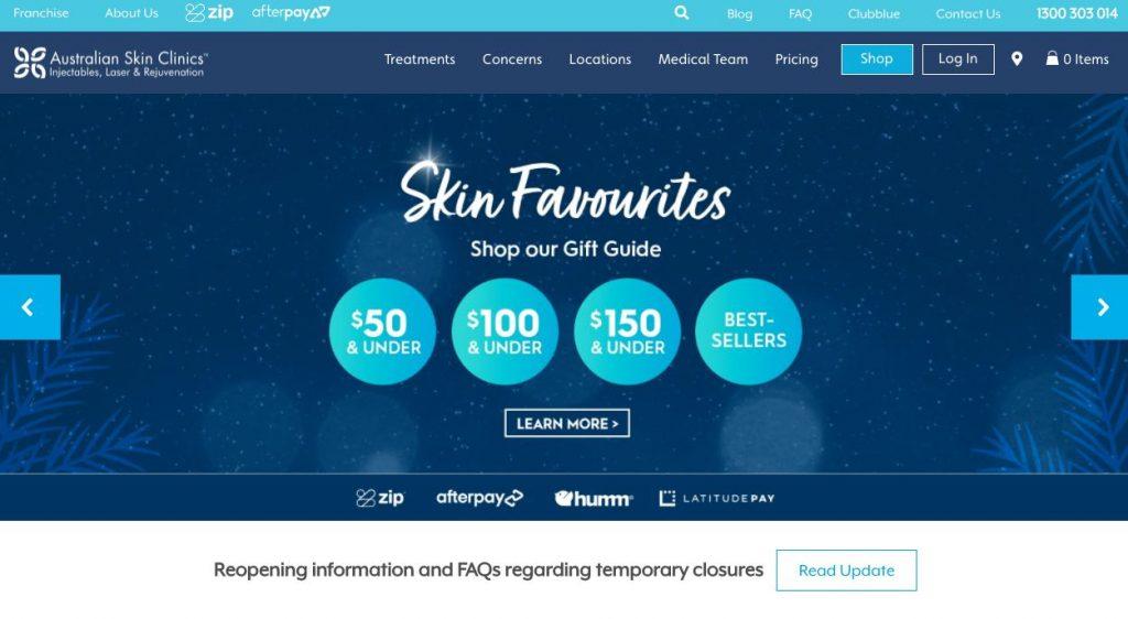 Australian Skin Cosmetic Clinic Melbourne