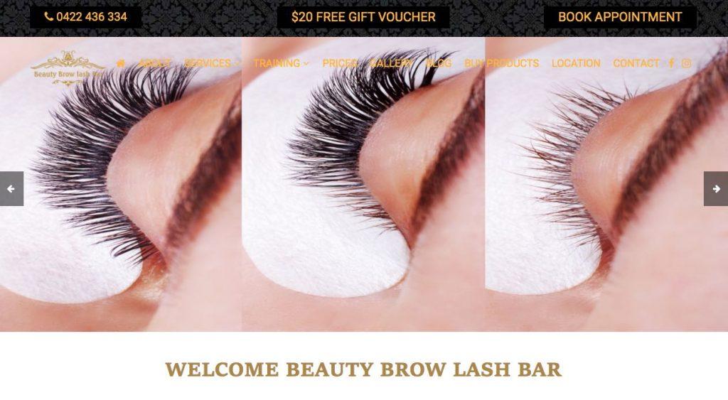 Beauty Brow Lash Bar -Cosmetic Lip Tattoo Melbourne