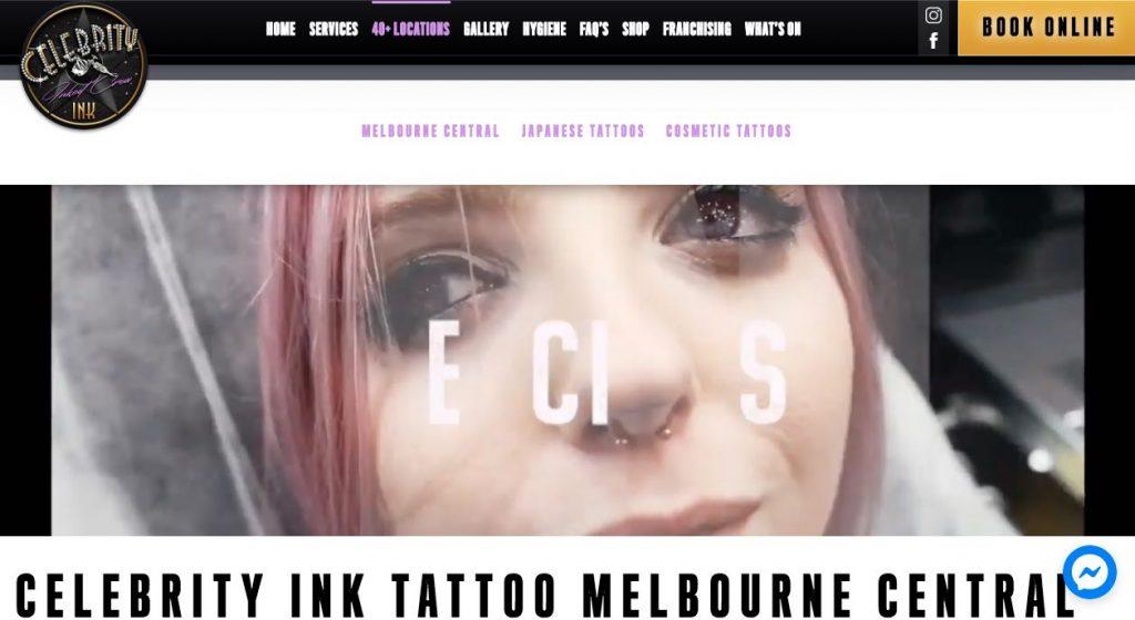 Celebrity Ink Cosmetic Lip Tattoo
