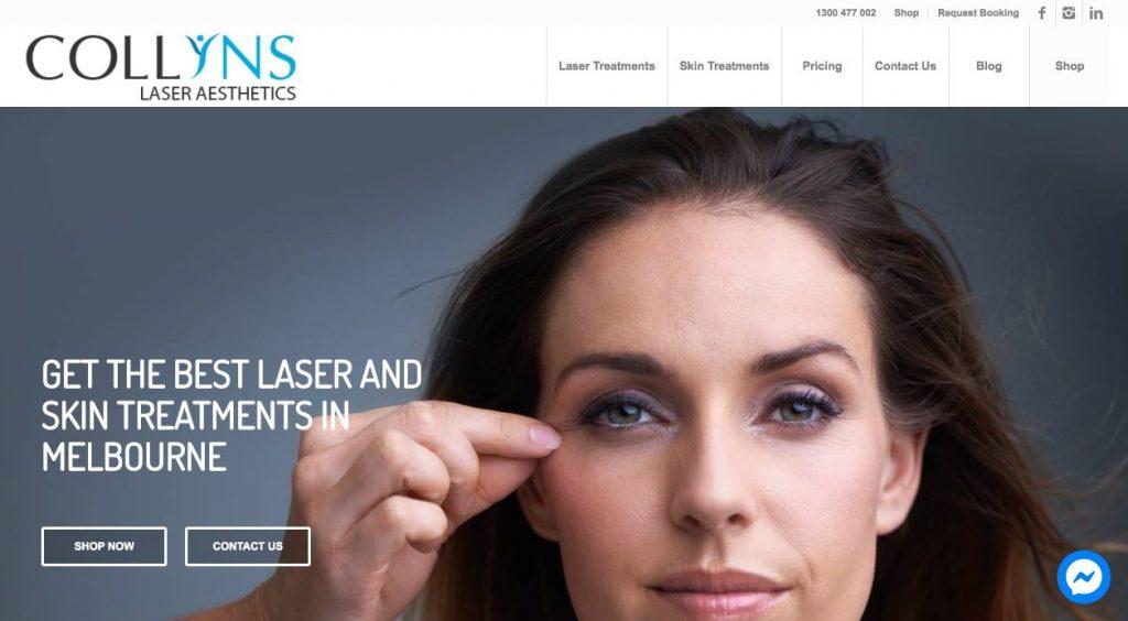 Collins Laser Aesthetics Laser Pigmentation Removal Melbourne