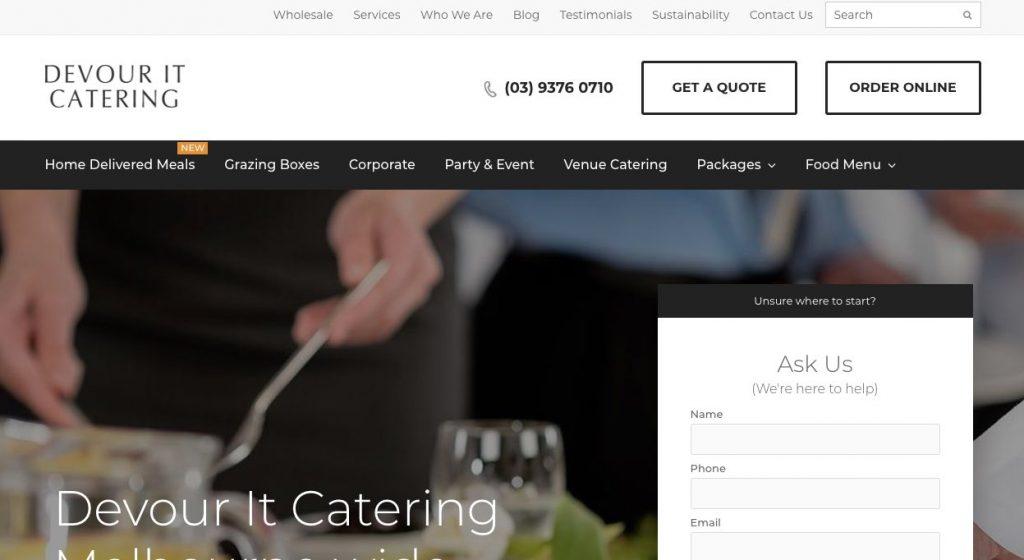 Devour It Catering - Grazing Table Melbourne