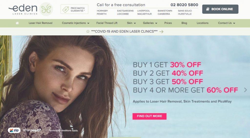 Eden Laser Clinic - Laser Pigmentation Removal Melbourne