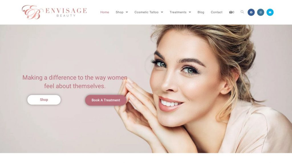 Envisage Beauty - Cosmetic Lip Tattoo Melbourne
