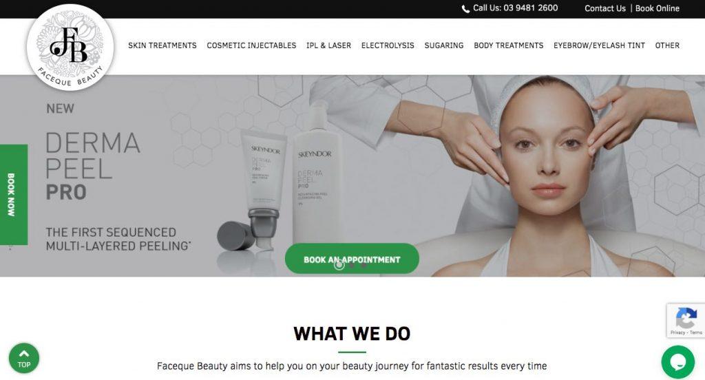 Faceque Beauty - Laser Pigmentation Removal Melbourne
