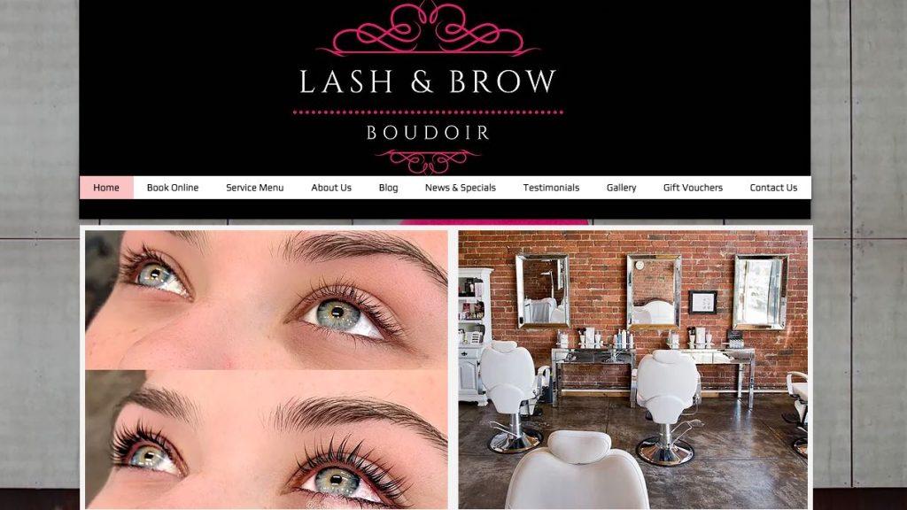 Lash and Brow Microblading Salon Melbourne