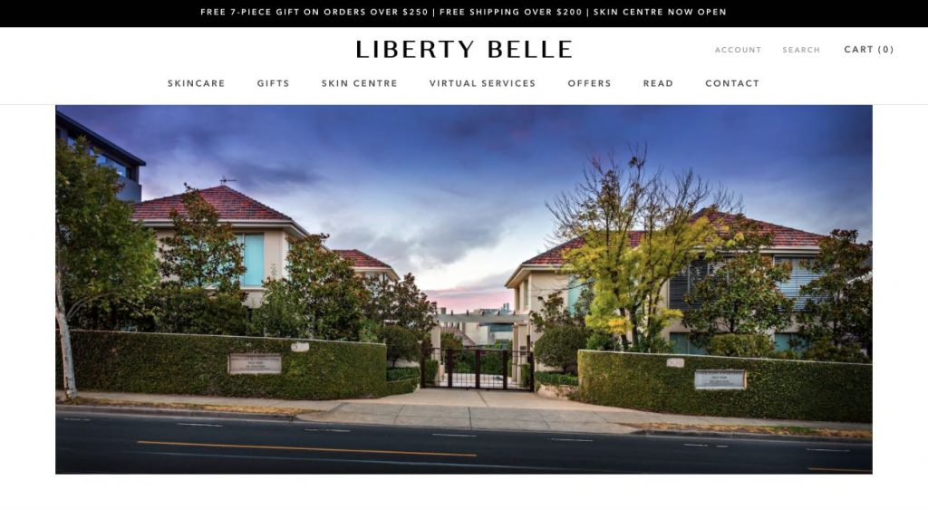 Liberty Belle Laser Pigmentatio Removal Melbourne