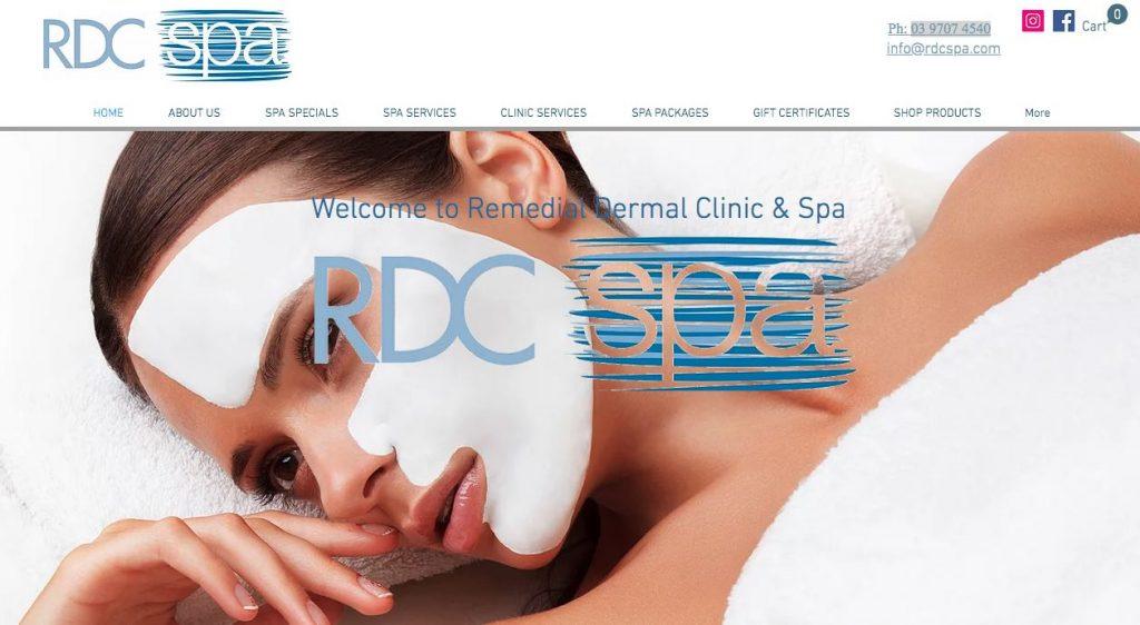 RDC Spa Cosmetic Lip Tattoo Melbourne
