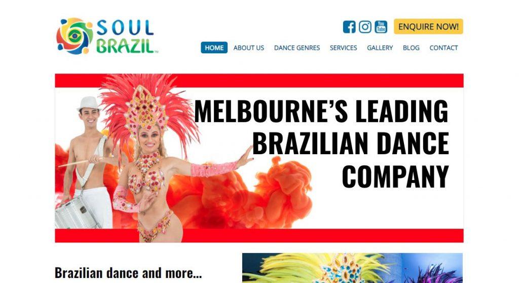 Soul Brazil Belly Dancer Melbourne