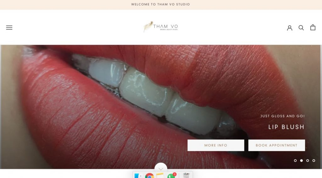 Tham Vo Brows and Beauty Studio - Cosmetic Lip Tattoo Melbourne