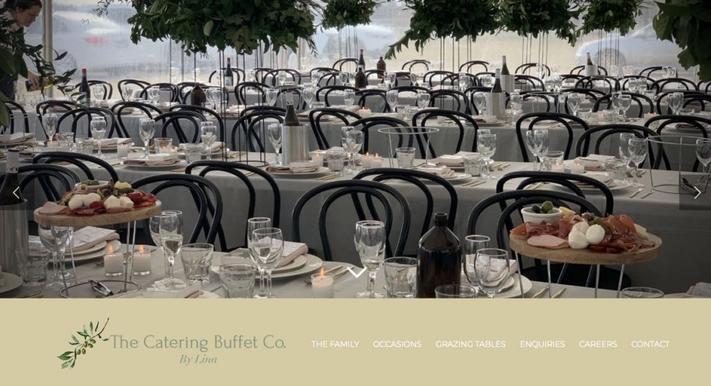 The Catering Buffet Co. By Lina - Grazing Table Melbourne
