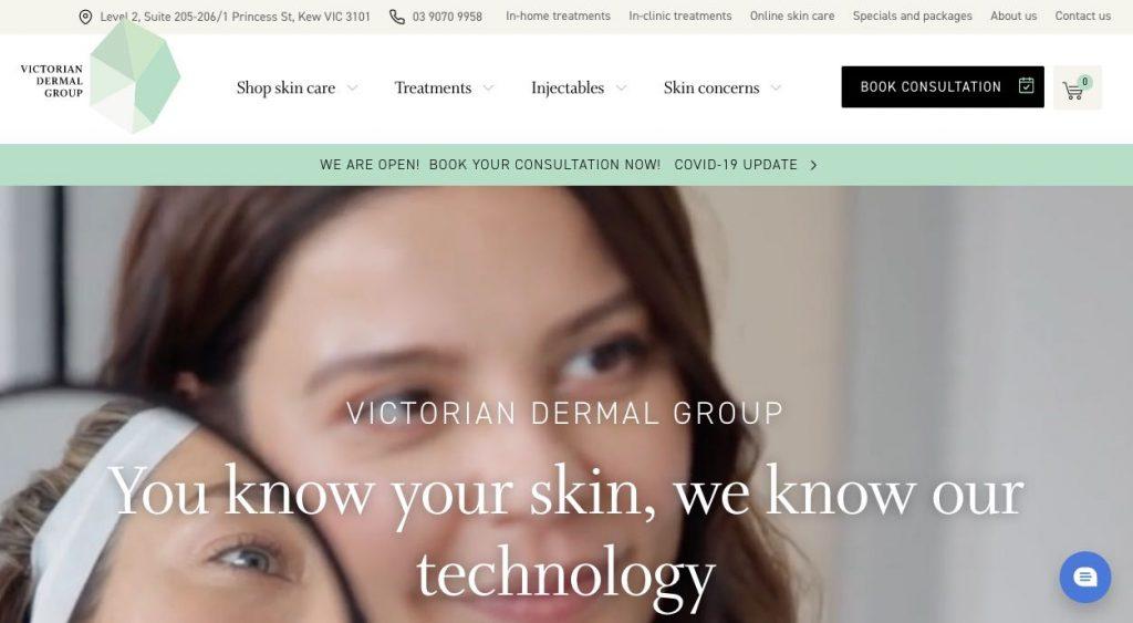 Victorian Dermal Group - Laser Pigmentation Removal Melbourne