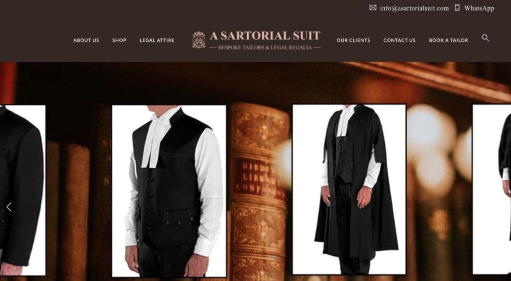A Sartorial Suit Tailors Melbourne