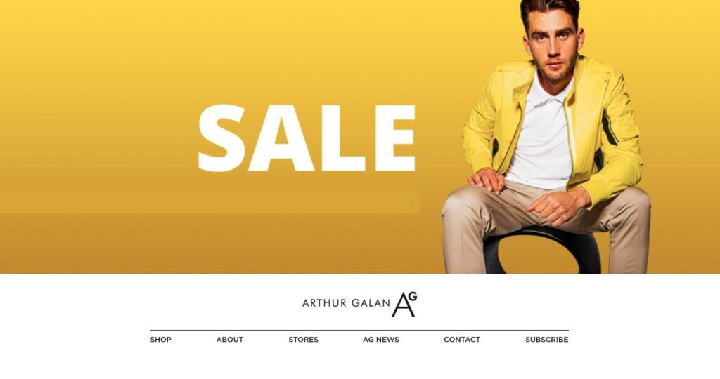 Arthur Galan Suit Tailor Melbourne