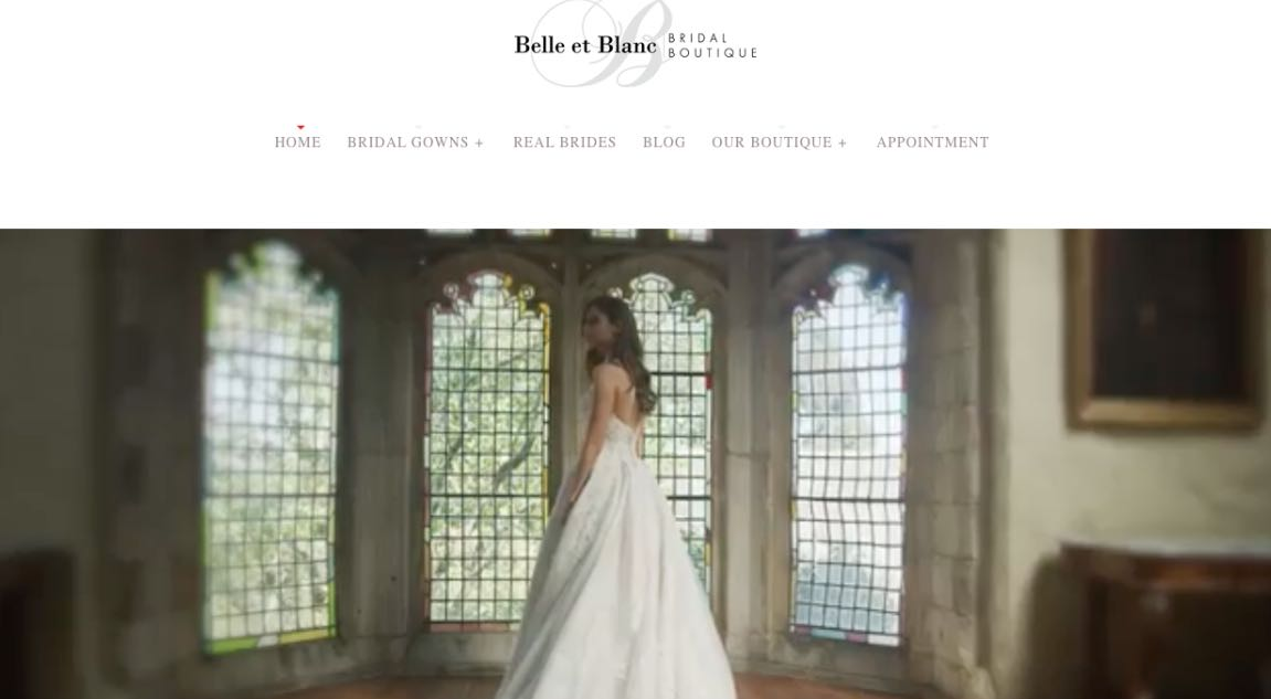 Belle et Blanc Couture Wedding Dress Maker Melbourne