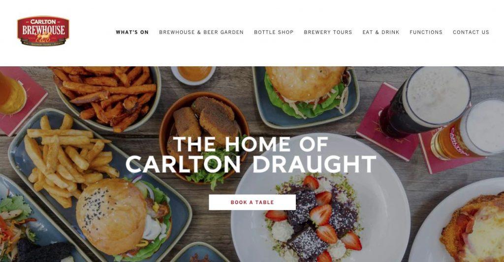 Carlton Brewhouse - Engagement Party Venue Melbourne