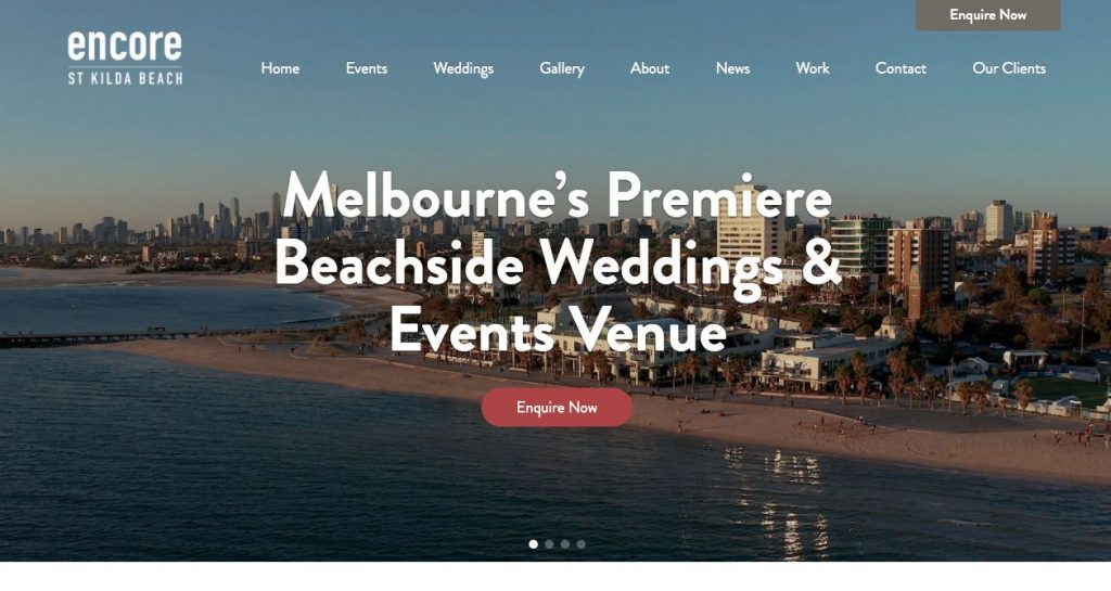 Encore St Kilda - Engagement Party Venue Melbourne