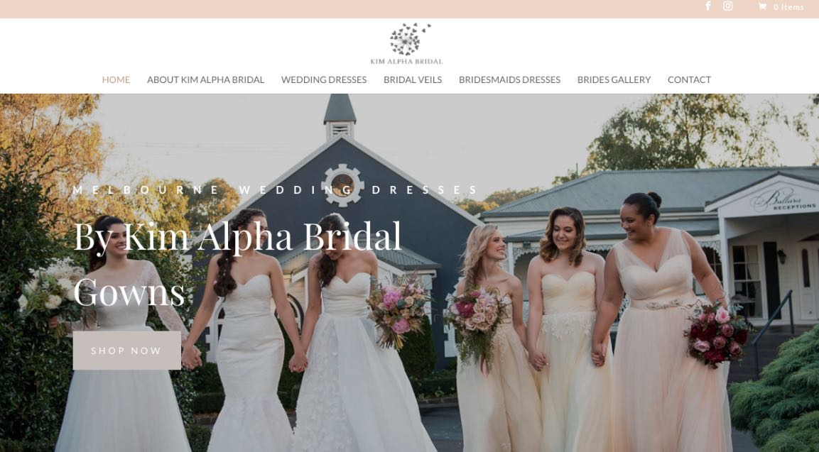 Kim Alpha Wedding Couture Dress MAker Melbourne