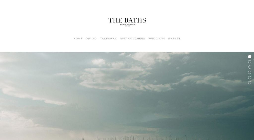 Middle Brighton Baths - Engagement Party Venue Melbourne