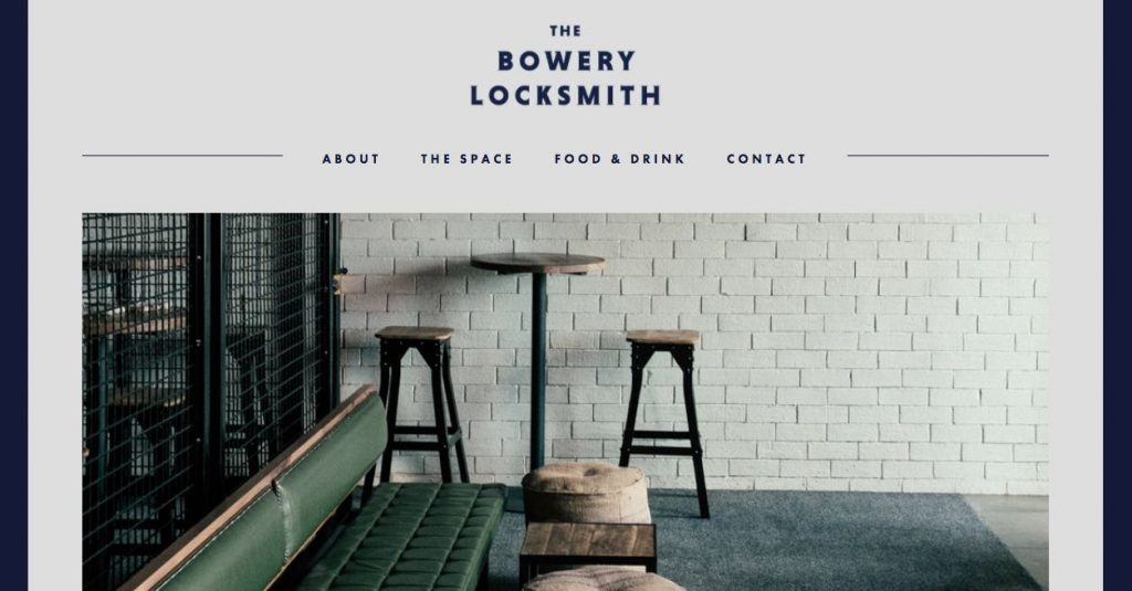 The Bowery Locksmith - Engagement Party Venue Melbourne