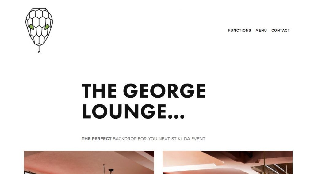 The George Lounge - Engagement Party Venue Melbourne